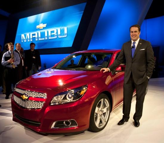 2013 Chevrolet Malibu New York