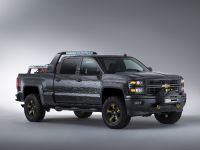 2013 Chevrolet Silverado Black Ops Concept , 1 of 3