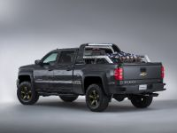 2013 Chevrolet Silverado Black Ops Concept , 2 of 3