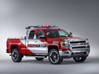 2013 Chevrolet Silverado Volunteer Firefighters Double Cab Concept, 1 of 3