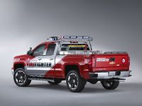 2013 Chevrolet Silverado Volunteer Firefighters Double Cab Concept, 2 of 3