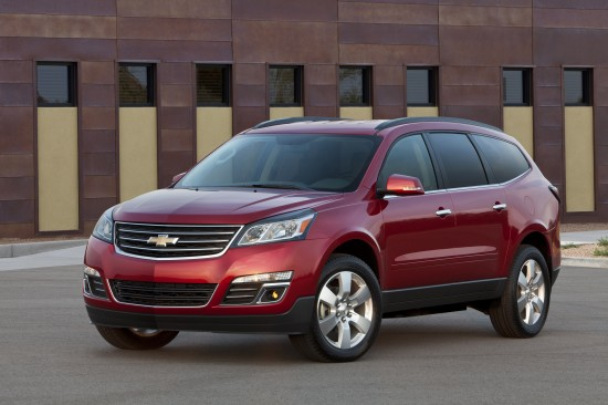 Chevrolet Traverse Crossover