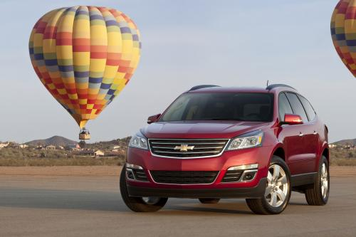2013 Chevrolet Traverse-Кроссовер