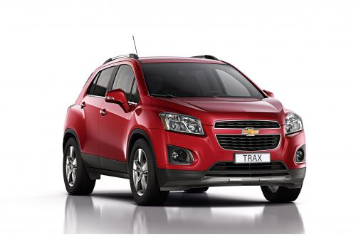 thumbs 2013 Chevrolet Trax, 1 of 2