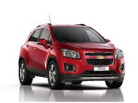 2013 Chevrolet Trax, 1 of 2