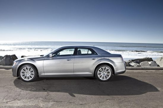 Chrysler 300 Glacier Edition