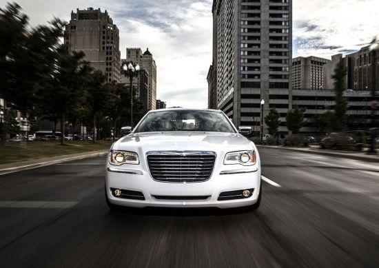Chrysler 300 Motown Edition