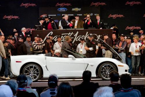 2013 Chevrolet Corvette 427 Convertible продан за $600 000