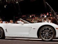 2013 Corvette 427 Convertible at Barrett-Jackson, 2 of 4