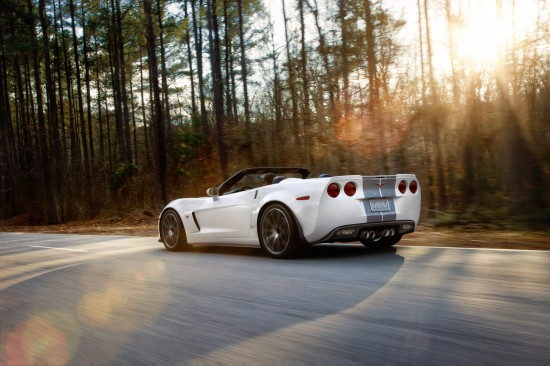 Corvette 427 Convertible Collector Edition