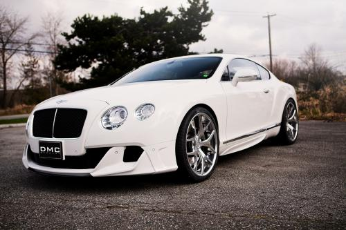 2013 DMC Bentley Continental GTC DURO, 1 of 5