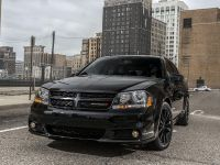 2013 Dodge Avenger Blacktop package, 9 of 10