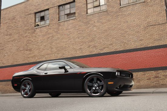 Dodge Challenger RT Redline
