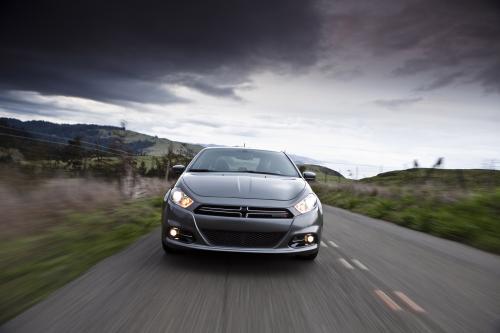 2013 Dodge Dart Aero: экономичный и мощный
