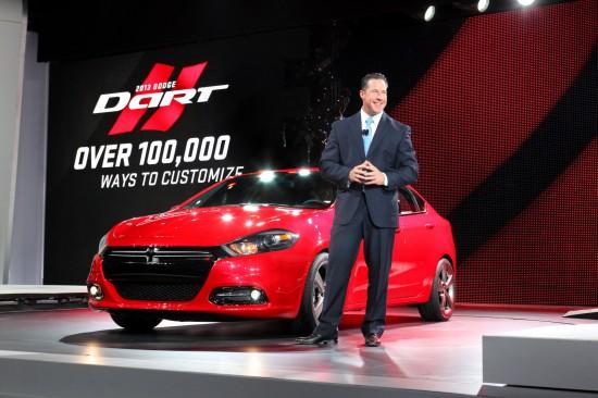 2013 Dodge Dart Detroit