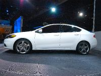 2013 Dodge Dart Detroit 2012