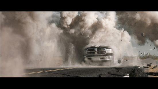 Dodge Ram Superman Power Wagon