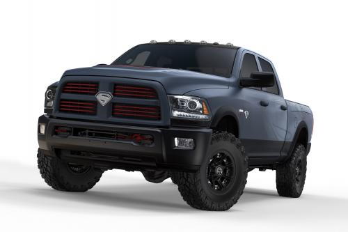 2013 Dodge Ram Superman Power Wagon