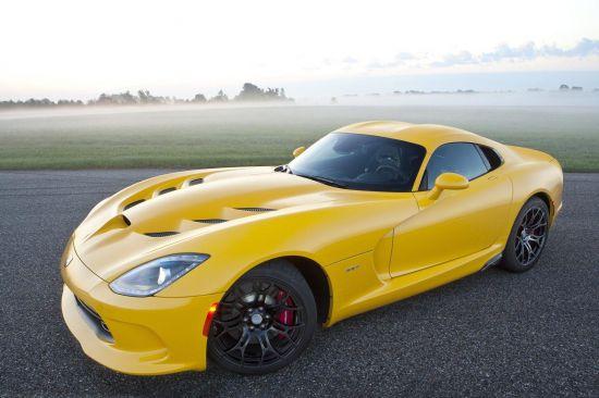 Dodge Viper SRT Track Pack