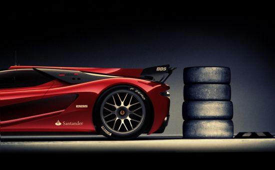 Ferrari Xezri Competizione Concept by Samir Sadikhov