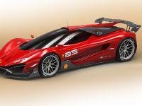2013 Ferrari Xezri Competizione Concept by Samir Sadikhov, 3 of 14