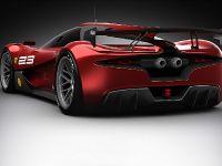 2013 Ferrari Xezri Competizione Concept by Samir Sadikhov, 11 of 14