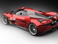 2013 Ferrari Xezri Competizione Concept by Samir Sadikhov, 12 of 14