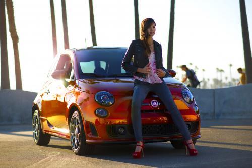 2013 Fiat 500 Cattiva, Чтобы Быть Официально Представлен На Concorso Italiano