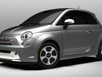 2013 Fiat 500e, 15 of 34