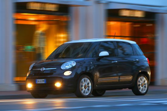 Fiat 500L