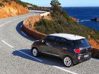 2013 Fiat 500L, 10 of 48