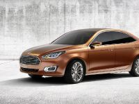 2013 Ford Escort Concept , 3 of 7