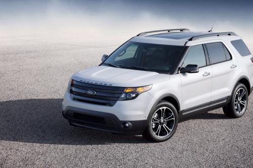 2013 Ford Exploer Спорта