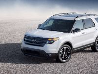 2013 Ford Explorer Sport, 1 of 40
