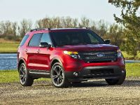 2013 Ford Explorer Sport, 23 of 40