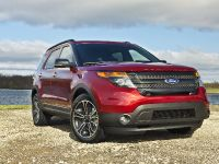 2013 Ford Explorer Sport, 24 of 40