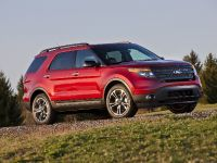 2013 Ford Explorer Sport, 25 of 40