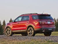 2013 Ford Explorer Sport, 30 of 40