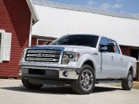 2013 Ford F-150 Lariat, 2 of 23