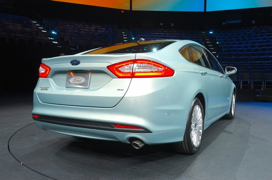 Ford Fusion Detroit