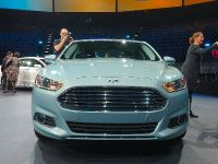Ford Fusion Detroit 2012, 1 of 5