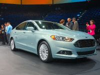 Ford Fusion Detroit 2012, 2 of 5
