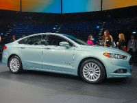 Ford Fusion Detroit 2012, 3 of 5