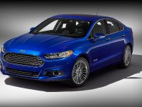 2013 Ford Fusion Hybrid, 1 of 13