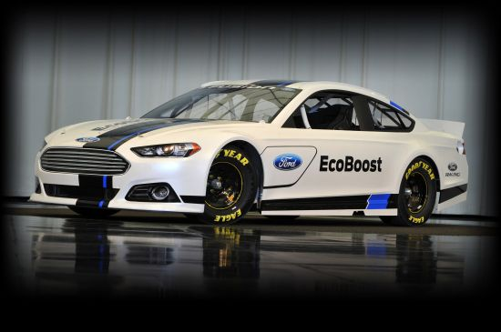 Ford Fusion NASCAR Sprint Cup Car