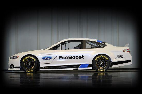 Ford Fusion NASCAR Sprint Cup Car