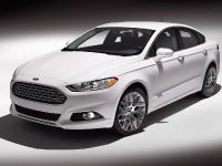 2013 Ford Fusion, 21 of 28