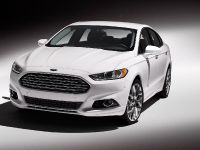 2013 Ford Fusion, 23 of 28