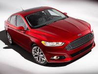 2013 Ford Fusion, 24 of 28