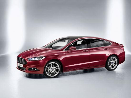Ford Mondeo UK